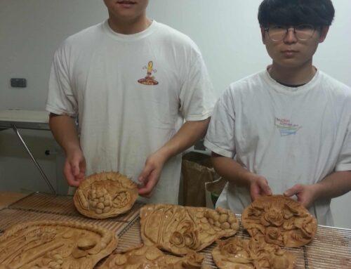 Accueil de 2 stagiaires coréens du lycée agricole de Yeojoo